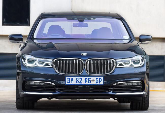 BMW 730d G11 - 10