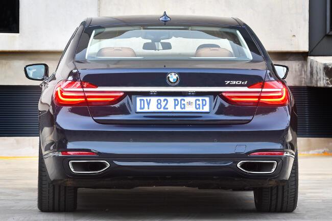 BMW 730d G11 - 11