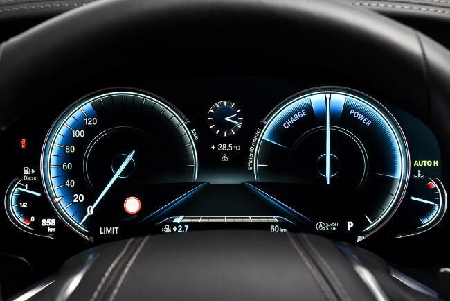 BMW 730d G11 - 12