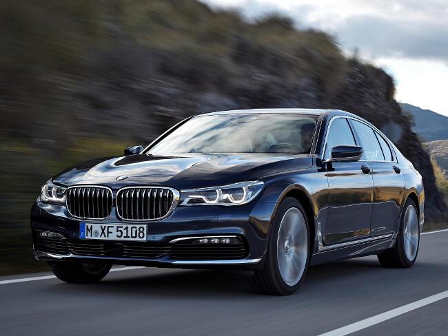 BMW 730d G11 - 3