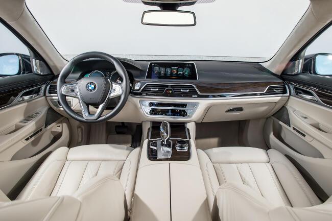 BMW 730d G11 - 4