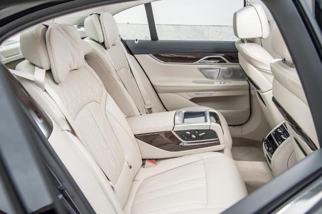 BMW 730d G11 - 6