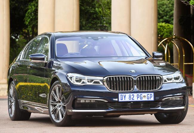 BMW 730d G11 - 8