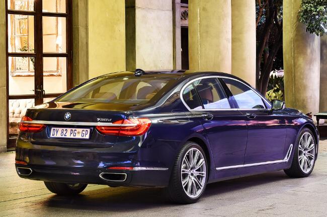 BMW 730d G11 - 9