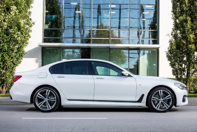 BMW 730d xDrive G11 - 4