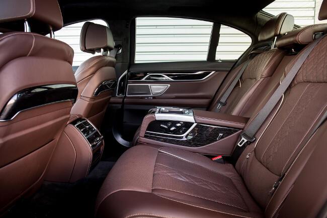 BMW 730d xDrive G11 - 7