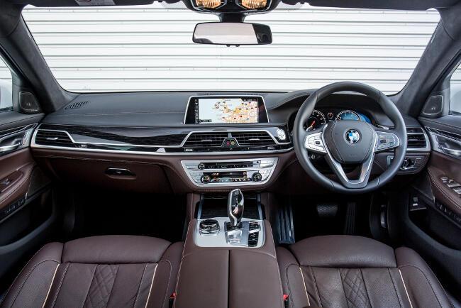 BMW 730d xDrive G11 - 8