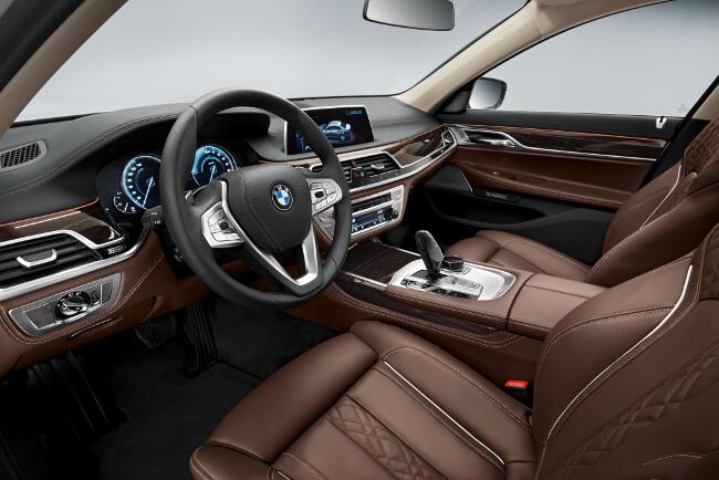 BMW 740e iPerformance G11 - 1