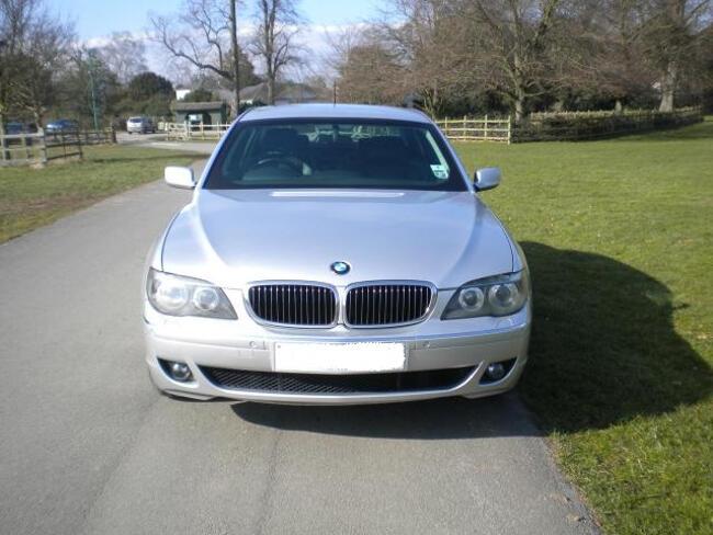 BMW 745Li E67 - 2
