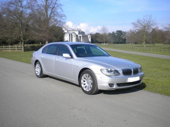 BMW 745Li E67 - 4