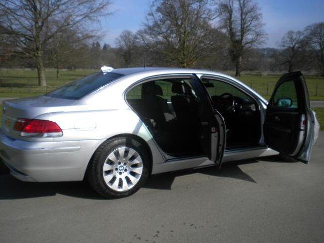 BMW 745Li E67 - 6