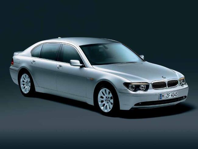 BMW 760Li E67 - 1