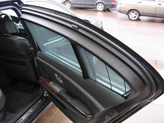 BMW 760Li E67 - 8