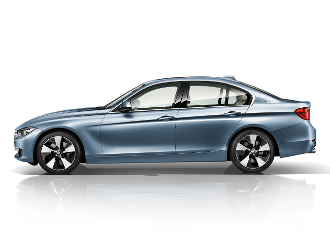 BMW ActiveHybrid 3  - 4