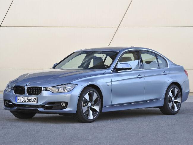 BMW ActiveHybrid 3  - 6