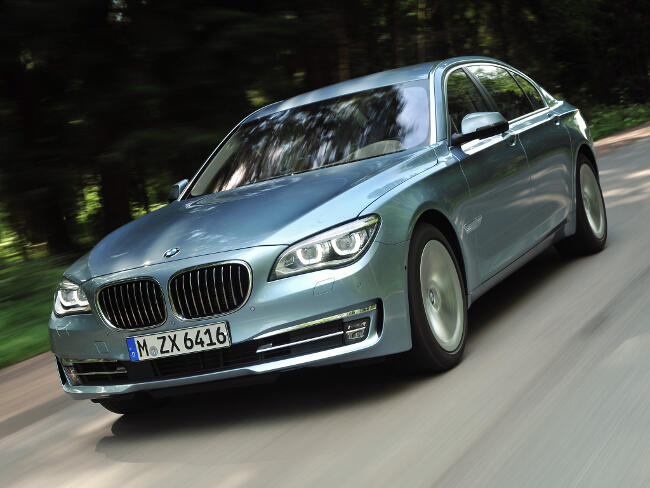 BMW ActiveHybrid 7 F04 - 14