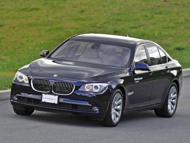 BMW ActiveHybrid 7 F04 - 15