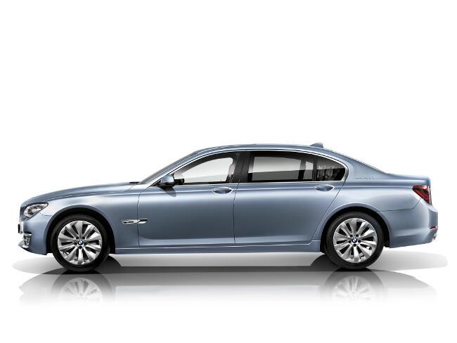 BMW ActiveHybrid 7 F04 - 8