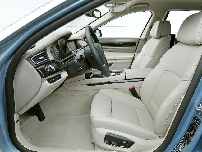 BMW ActiveHybrid 7 F04 - 9