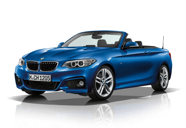 BMW F23 M Sport Package - 1