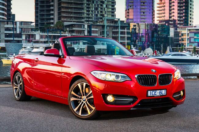 BMW F23 Sport Line - 1