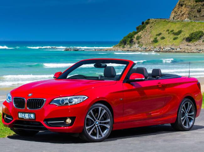 BMW F23 Sport Line - 2