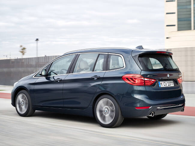 BMW F46 Gran Tourer Luxury Line - 4