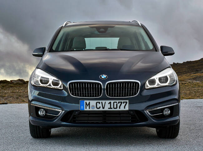 BMW F46 Gran Tourer Luxury Line - 6