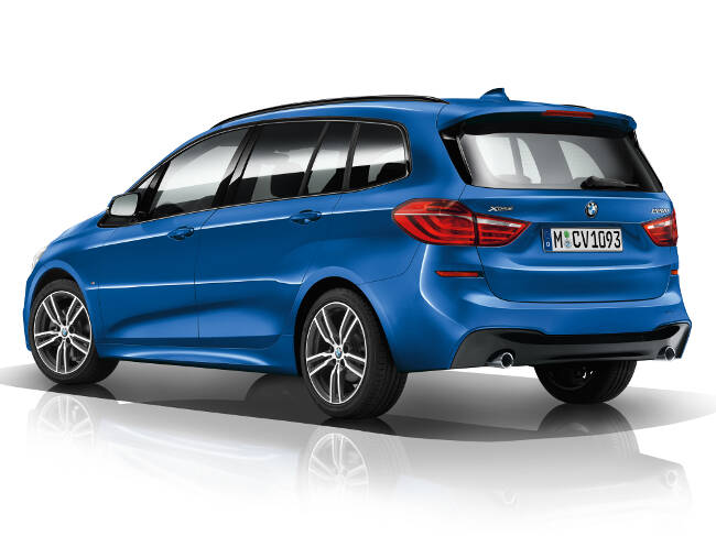 BMW F46 Gran Tourer M Sport Package - 1