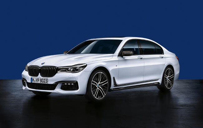 BMW G11 M Performance Accessories - 1