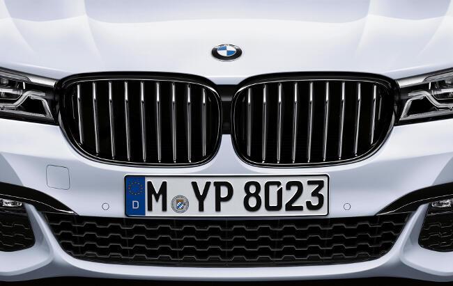 BMW G11 M Performance Accessories - 3