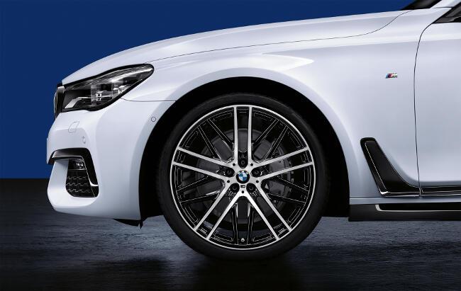 BMW G11 M Performance Accessories - 5