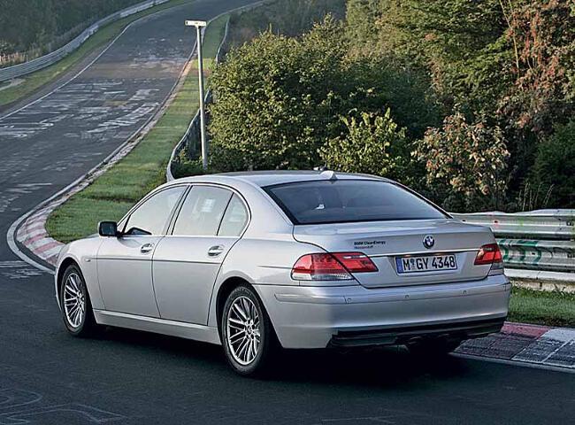 BMW Hydrogen 7 E68 - 10