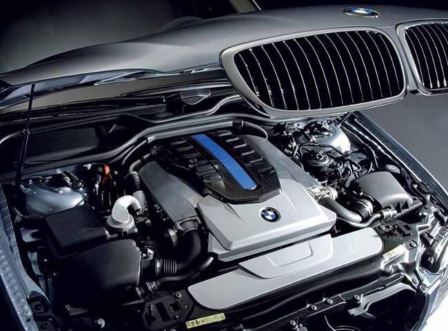 BMW Hydrogen 7 E68 - 16