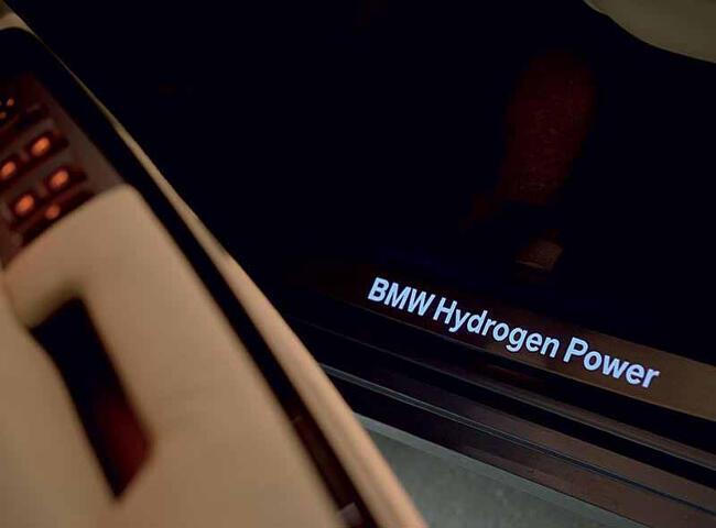 BMW Hydrogen 7 E68 - 21