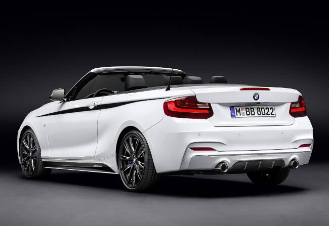 BMW M Performance Accessories F23 - 2