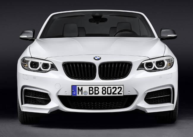 BMW M Performance Accessories F23 - 3