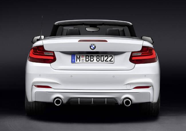 BMW M Performance Accessories F23 - 4