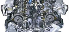 Двигатели БМВ E68