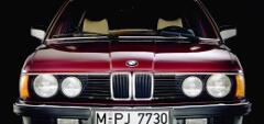 Фото BMW Е23
