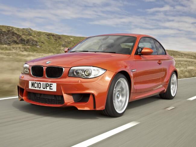 BMW 1M Coupe UK Spec E82 - 11