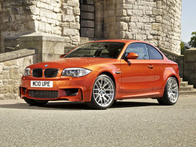 BMW 1M Coupe UK Spec E82 - 4