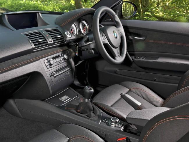 BMW 1M Coupe UK Spec E82 - 8