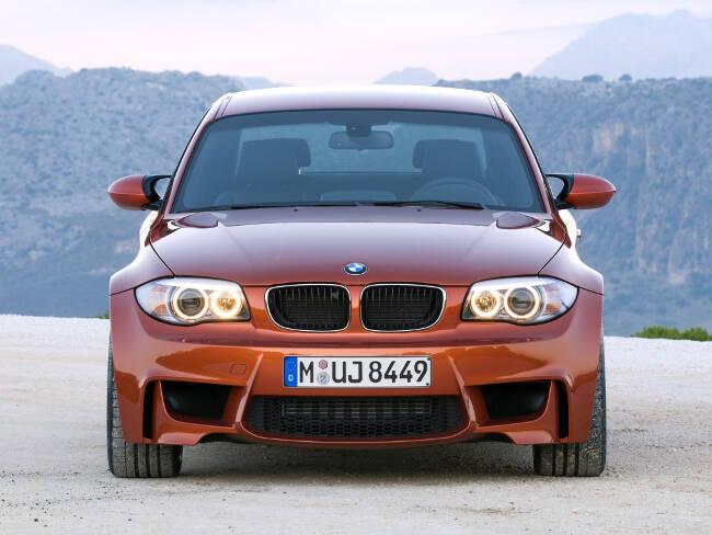 BMW 1M E82 - 10