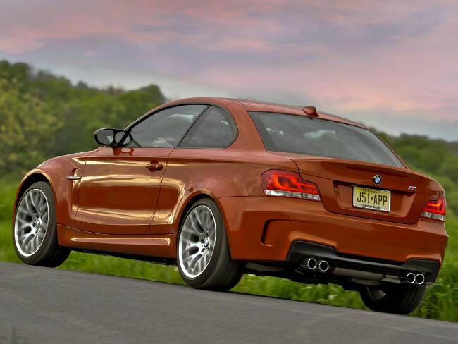 BMW 1M E82 - 16