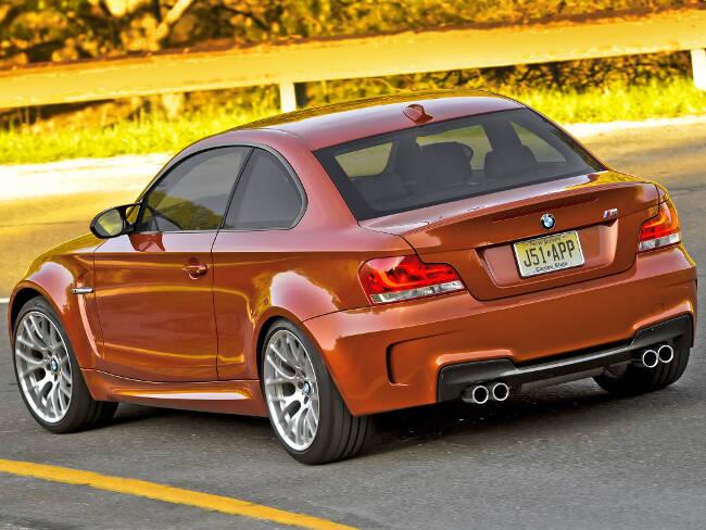 BMW 1M E82 - 17