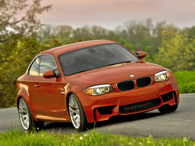 BMW 1M E82 - 18