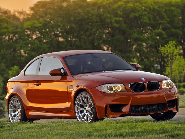 BMW 1M E82 - 20