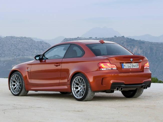 BMW 1M E82 - 3