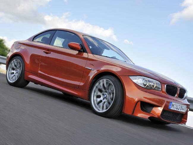 BMW 1M E82 - 6